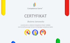Certyfikat - Competencje Game-1