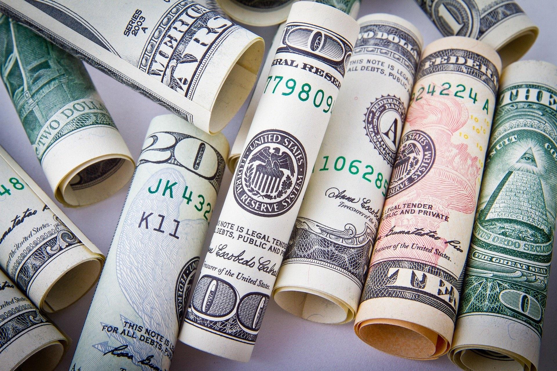 Żądza pieniądza