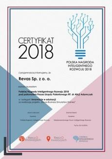 Nagrod Inteligentny rozwój22