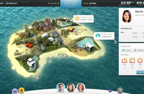 Archipelago Competence Game – assessment on-line